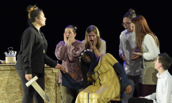 Palio teatrale 2018 – Amleto in salsa piccante