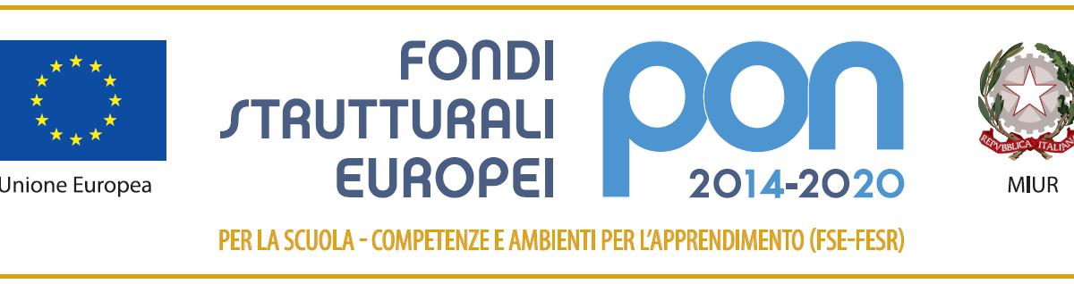 PON-FSE-FESR-2014-2020