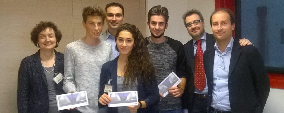 Il Deganutti vincitore di Junior Ecopreneur 2015