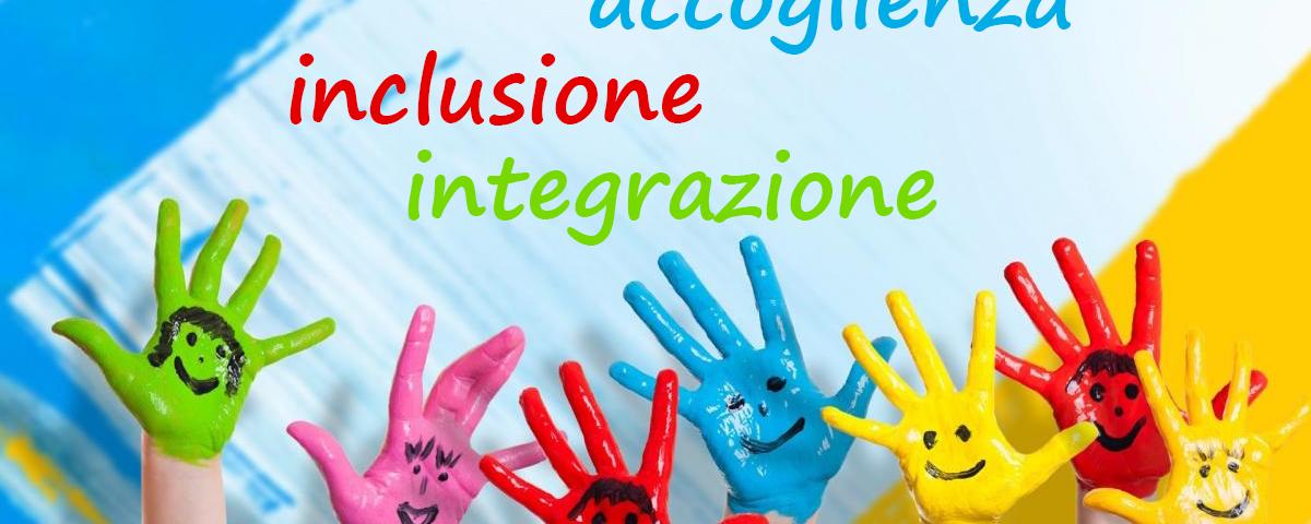 accoglienza inclusione integrazione