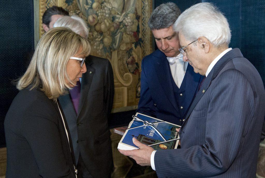 Incontro con il Presidente Mattarella