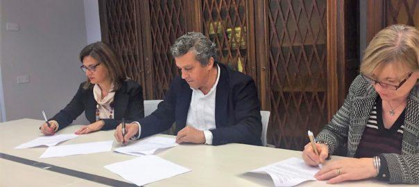 Protocollo di intesa tra Deganutti, Comune di Palmanova e Confcommercio di Udine