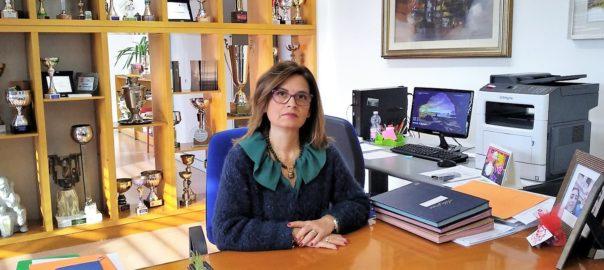 Dirigente Maria Rosa Castellano