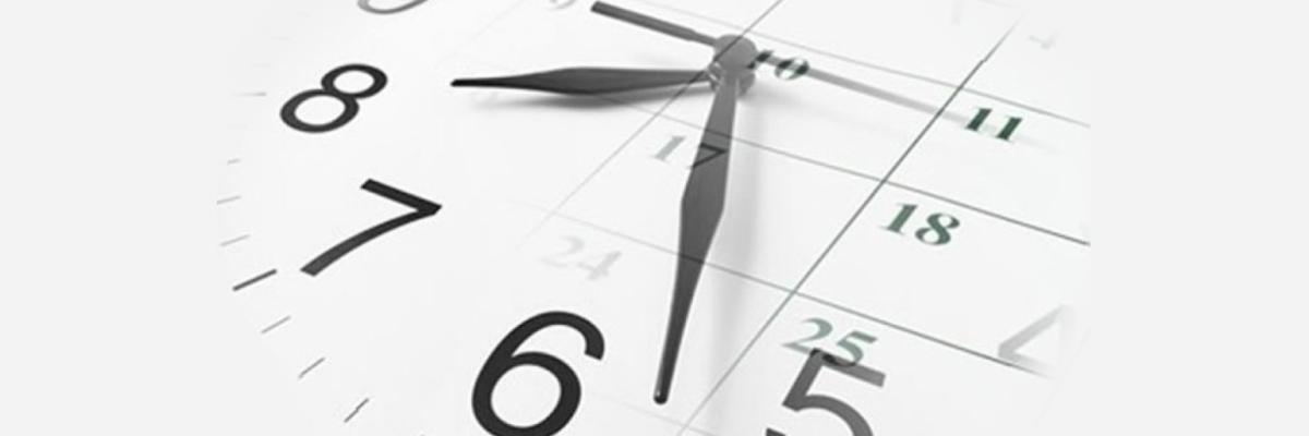Orario delle lezioni dal 20 al 25 settembre per il diurno e il serale