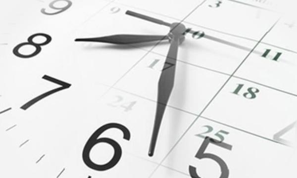 Orario delle lezioni dal 20 al 25 settembre – diurno e serale