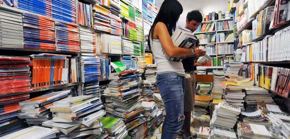 consegna libri in comodato