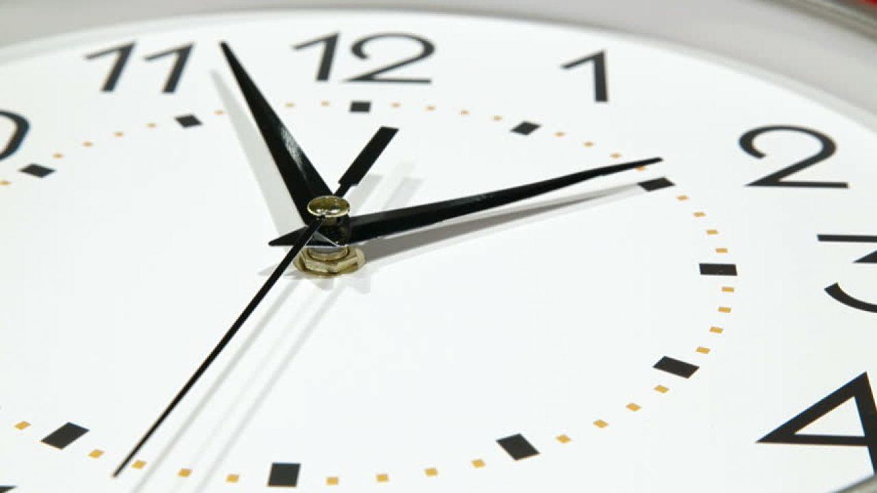 Orario di apertura dell'edificio scolastico fino al 31 gennaio