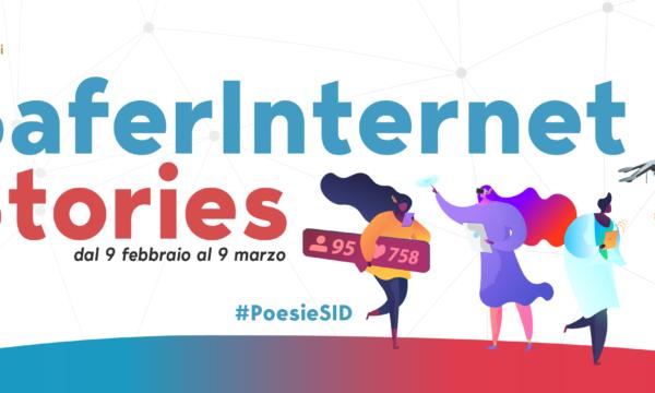 Safer Internet Stories e il mese della sicurezza in rete