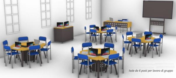 Progetto Ambienti di apprendimento innovativi