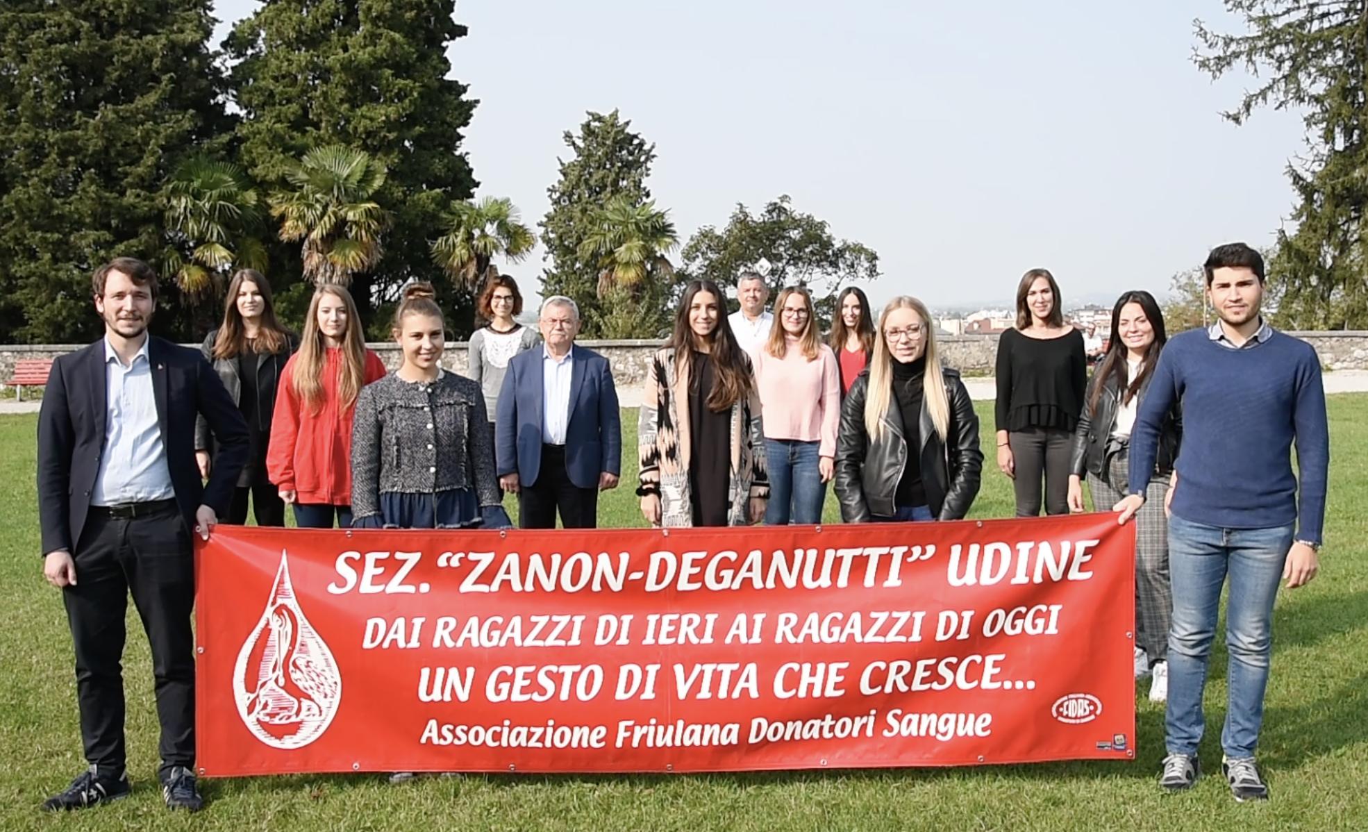 50 candeline per la sezione studentesca di AFDS Deganutti-Zanon