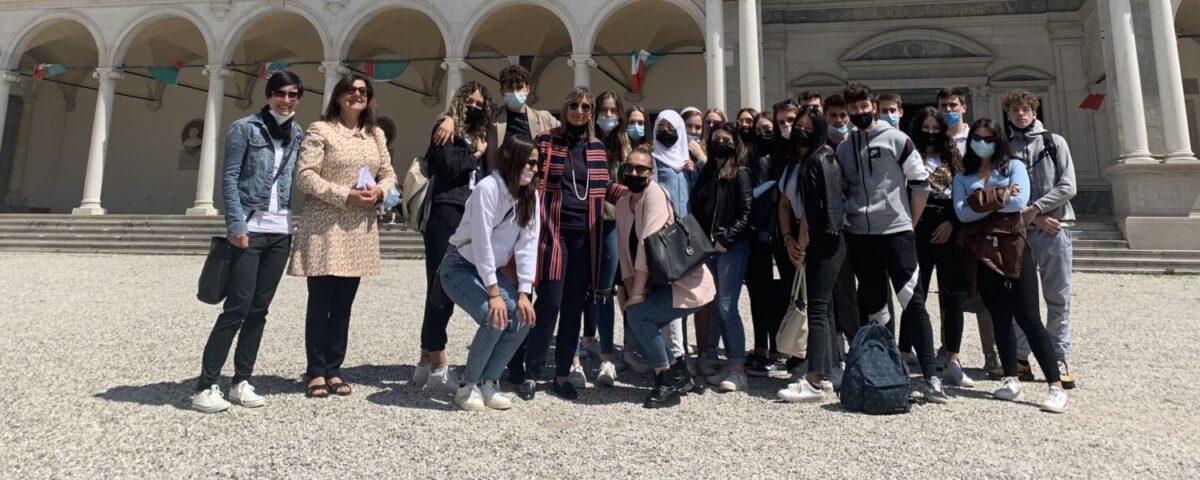visita guidata in centro a Udine il 31-05-2021